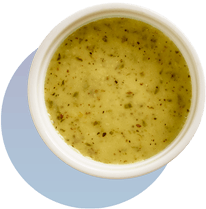 fresh herb vinaigrette dressing