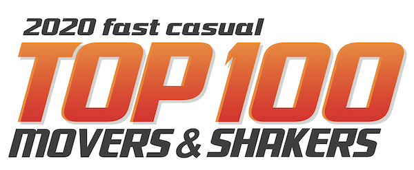 2020 Fast Casual Top 100 logo