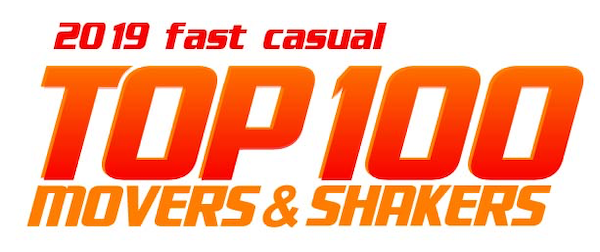 2019 Fast Casual Top 100 logo